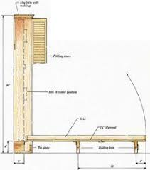 diy murphy bed ideas. How To Make A Fold Down Bed - Google Search #murphybedideasdiy Diy Murphy Ideas