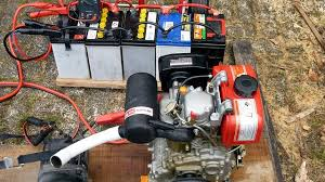10 Homemade Generators For Running Small Appliances and Power Tools