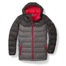 Eddie Bauer Womens Jacket Size Chart Eddie Bauer Boys Downlight Hooded Jacket