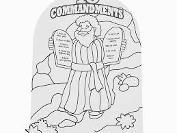 Noah39s Ark Worksheet And Coloring Page Youth T For 10 Commandments