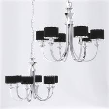 uttermost tuxedo chandelier by kozioo docean lighting ideas