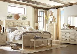 ashley traditional bedroom furniture. Simple Traditional Ashley Furniture B647 Bolanburg  Traditional Queen King Panel Bed Bedroom  Set In L