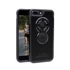 iphone 8 plus case. crystal carbon fiber finish case - iphone 8 plus / 7 iphone