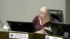 Polly Christensen Longmont City Council September 18 2018 - YouTube