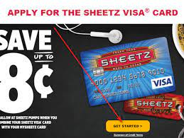Jan 08, 2013 · sheetz credit card makes one of the lowest gas station prices even lower. Sheetz Credit Card Visa Review 2021 Login And Payment