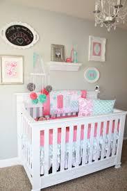 baby girl nursery furniture. coral and aqua repurposed nursery baby girl furniture c