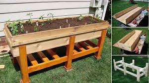 diy planter box that is just the right