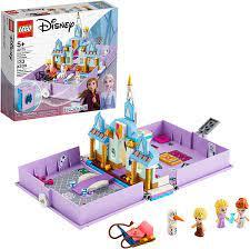 Đồ chơi LEGO DISNEY PRINCESS - Câu Chuyện Phiêu Lưu Của Anna và Elsa - Mã  SP 43175