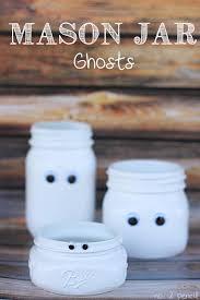 14 Halloween Mason Jar Crafts Spaceships And Laser Beams