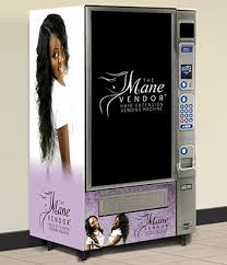 Hair Vending Machine