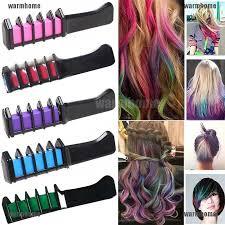 WHMY <b>1pc</b> Temporary Dye <b>Colour Hair</b> Chalk Soft Pastel Cream ...
