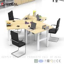 modular home office desk. China Orizeal Modular Home Office Furniture, Modern Desk For Sale (OZ-ODKS058Z-2) - N