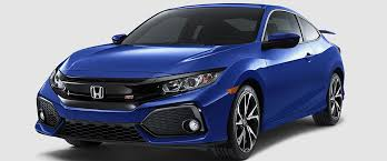 2018 honda civic si coupe for in garden city