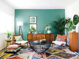 Decoration furniture living room Attractive Fresh Accent Wall Real Simple Living Room Decorating Ideas Real Simple