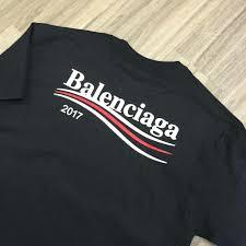 Balenciaga Color Chart 2017 The Back Print On The Balenciaga Campaign Tee Coming Soon