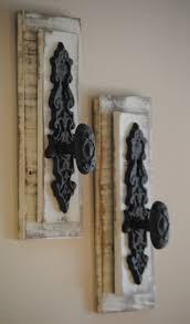 vintage door knob hooks photo 7