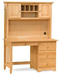 windsor unfinished furniture desk with hutch