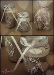 How To Decorate Candle Jars Glass Etched Initials On Empty Clean Yankee Candle Jars Filled 86