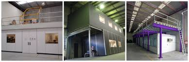 office and warehouse space. Office Mezzanine And Warehouse Space