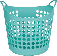 Tall Plastic Laundry Basket
