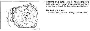 Flywheel bolts torque? - RX7Club.com - Mazda RX7 Forum