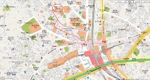 shibuya tourist map  shibuya • mappery