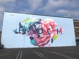 bloom where to find los angeles best painted walls on wall mural artist los angeles with where to find los angeles best painted walls cbs los angeles