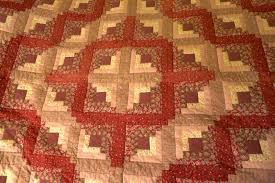 Log Cabin Quilt Patterns Custom Log Cabin Quilt Pattern Tom The Backroads Traveller