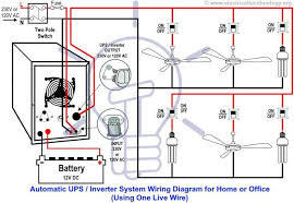 Inverter Output Wiring Diagram Caravan Wiring Diagram
