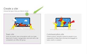 Sharepoint Team Site Template How To Create And Share Sharepoint Modern Team Site