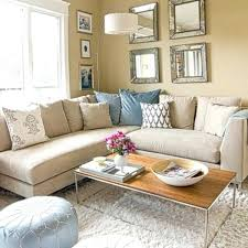 floor lamps behind sectional sofas lamp sofa regarding for couch decorations 5
