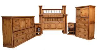 Mexican Style Bedroom Furniture Rustic Western Bedroom Furniture
