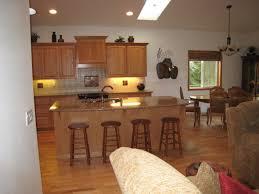 Kitchen Recessed Lighting Layout Modern Home Best Kitchen Layout With Island Ideas With Recessed