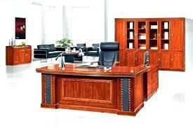 wood home office desks.  Office Executive Office Desks Solid Wood Desk Set Home  Furniture  Intended