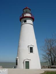 Beacon Of Light Toledo Ohio Marblehead Light Ohio Wikipedia
