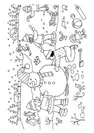 Kerst Kleurplaat Met Cijfers