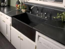 granite quartz composite kitchen sinks the home depot with sink