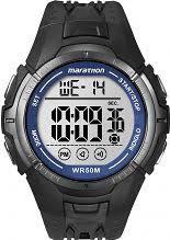 "timex watches men s timex expedition watch shop comâ""¢ mens timex indiglo marathon alarm chronograph watch t5k359"
