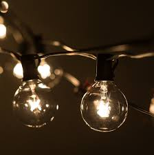 outdoor string bulb lights uk designs