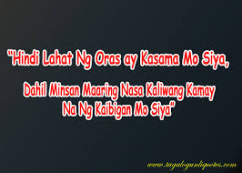 Tagalog Quotes About Friendship Beauteous Love Quotes About Friendship Tagalog Tagalog Love Text Quotes Fa