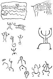Pictographs Of The North American Indians By Garrick