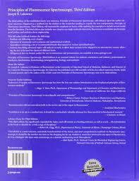 buy principles of fluorescence spectroscopy book online at low buy principles of fluorescence spectroscopy book online at low prices in principles of fluorescence spectroscopy reviews ratings in