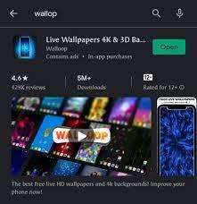 download walloop : ROGphone2