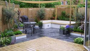Mediterranean Style Garden Design Ideas From Plants And Containers Fascinating Mediterranean Garden Design Image