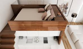 Studio Apartment Bed Best Bed For Studio Apartment Phenomenal Platform Bed Small Studio