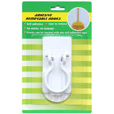 adhesive hooks for walls wall removable adhesive mop hook heavy duty adhesive wall hooks india
