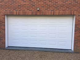 georgian sectional garage door installed in gerrards cross buckinghamshire by shutter spec security