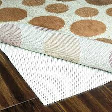 3x5 rug pad non skid area rugs padding 3 x 5 slip target