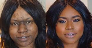 these before and after makeup photos will your mind wow gallery ebaum s world
