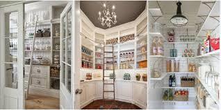 Kitchen Pantry Idea Dream House Pantries Stylish Pantry Ideas